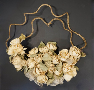 Natural Floral Wreath