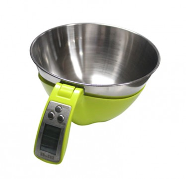 Kitchen Bowl Scale