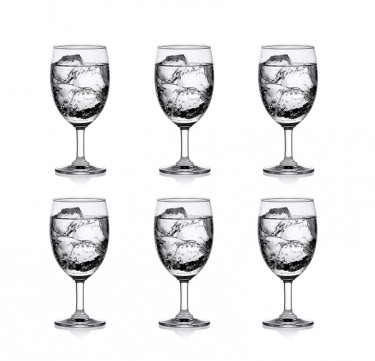Classic Goblet 12 1/4 Oz. Set of 6