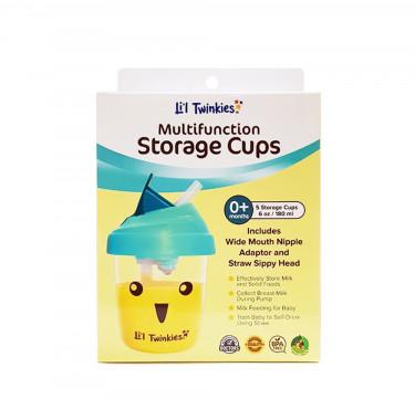 Multifunction Storage Cups