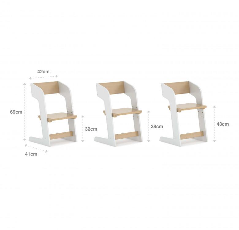 Adjustable Oslo Study Chair