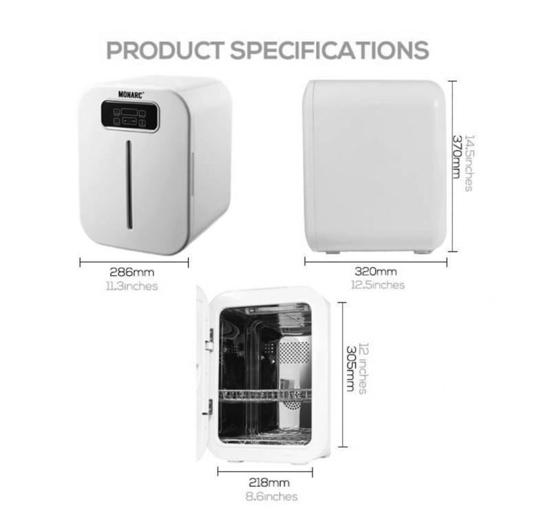 Multipurpose UV Sterilizer Cabinet