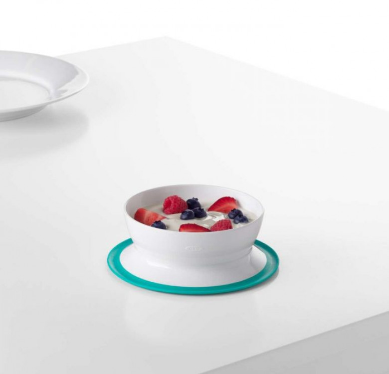 Stick and Stay Suction Bowl