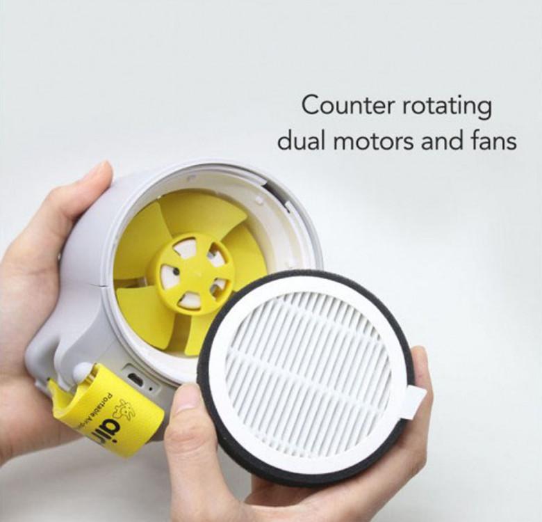 Portable Air-Purifier