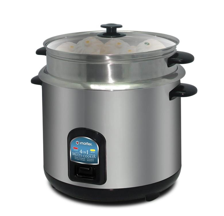 Imarflex Irc 150s 4 In 1 Multi Cooker