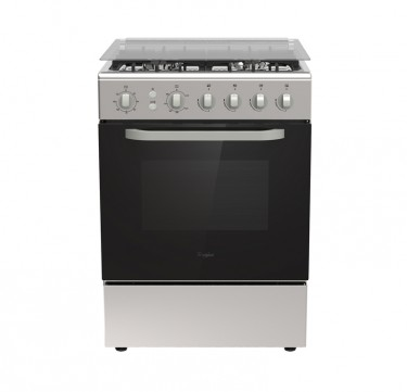 Cooking Range Free Stand - Italian Design AGG 640 IX
