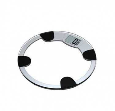 Round Automatic Digital Bathroom Scale ZJ-838