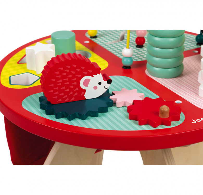 Baby Forest Activity Table