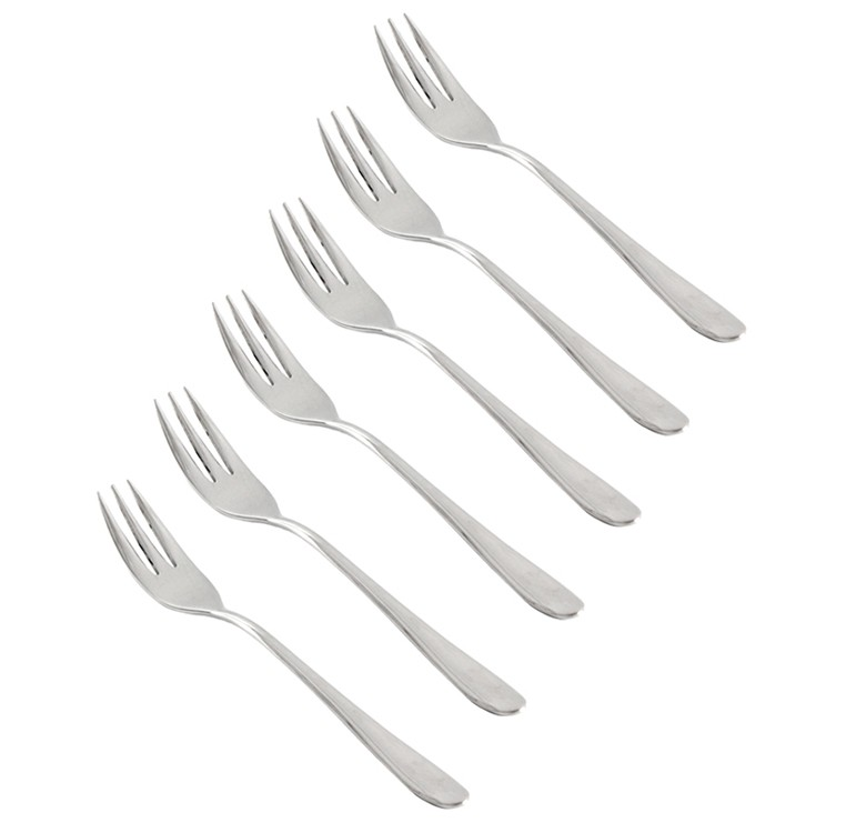 England Pastry Fork Set of 6
