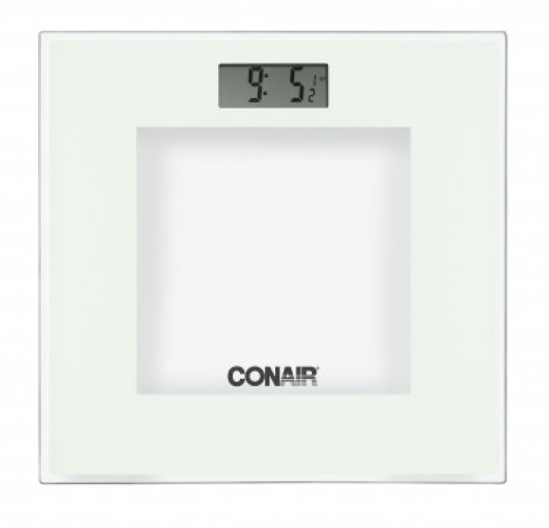 Ultra Slim Glass Electronic Scale