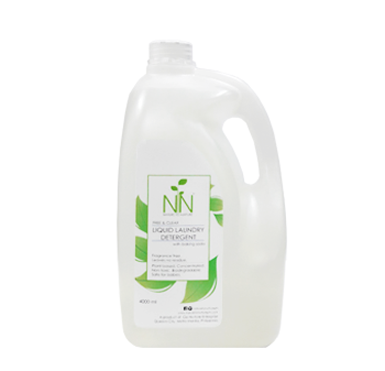 Free & Clear Liquid Laundry Detergent (Pack of 2)