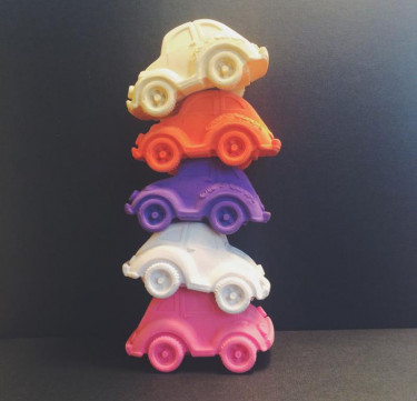 Oli & Carol Carlito Teether & Bath Toy