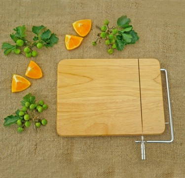 Wood Cheese Slicer
