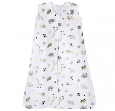 SleepSack® Wearable Blanket - Animal Paint