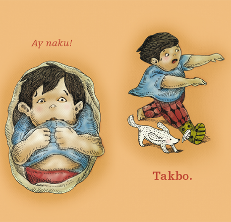 Ay Naku! (Picture Book)