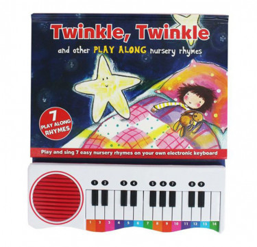 Twinkle, Twinkle Piano Book
