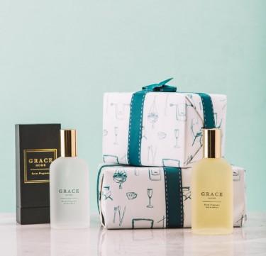 Talc and Vanilla Room Fragrance