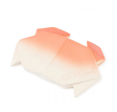 Oli & Carol H2Origami Crab Teether & Bath Toy