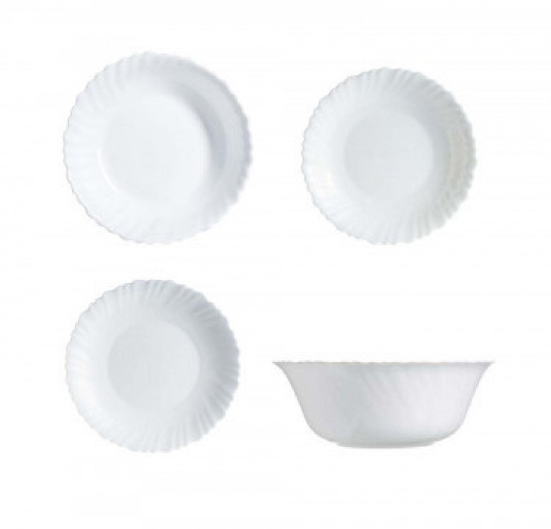 Feston 19-Piece Dinner Set