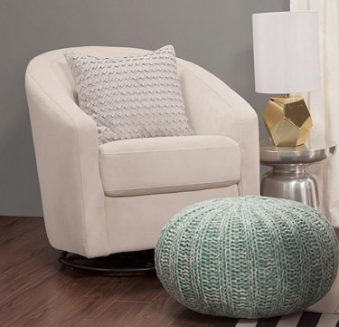 Babyletto Madison Swivel Glider