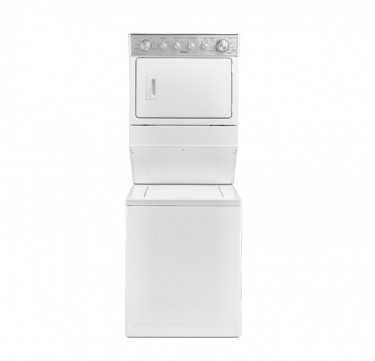 WGT4027EW 11 kg. Stacked Washer and Dryer