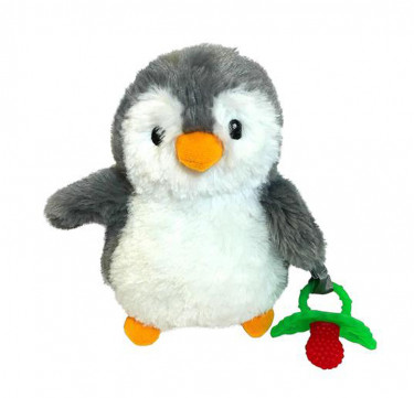RaZbuddy Teether Ethan Penguin