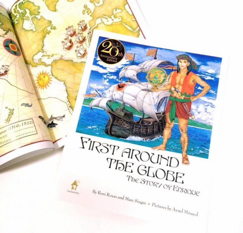 First Around the Globe: The Story of Enrique (Picture Book)