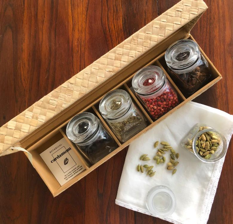 Gin & Tonic Spice Box