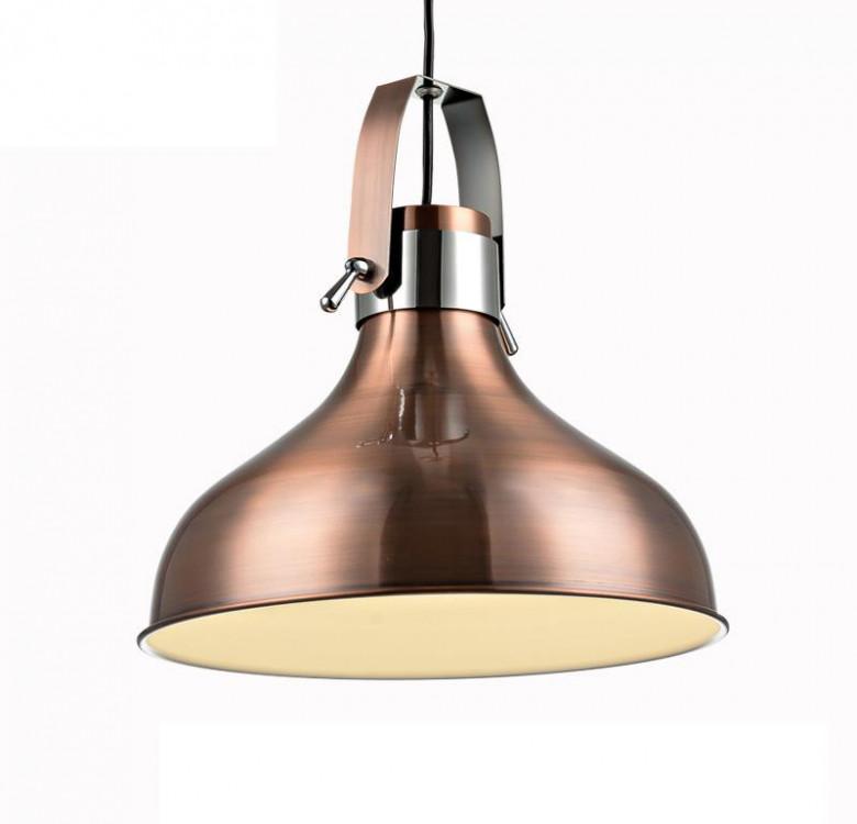 Vonn B Copper Pendant Light