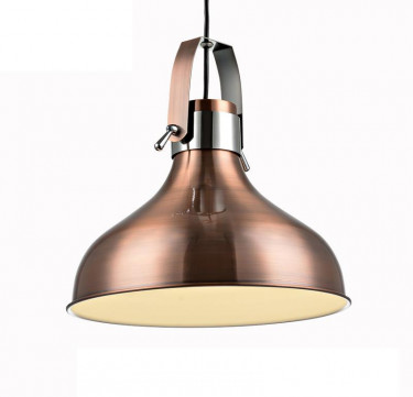 Vonn B Copper Pendant Light