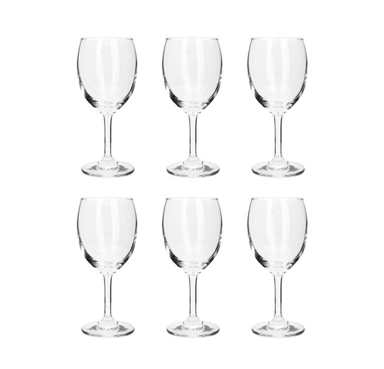 Classic White Wine 6 3/4 Oz. Set of 6