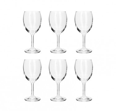Classic White Wine 6 3/4 Oz. Set of 6