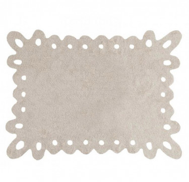 Lace Washable Rug