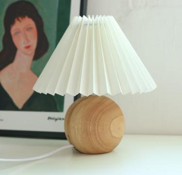Malibu Wooden Lamp