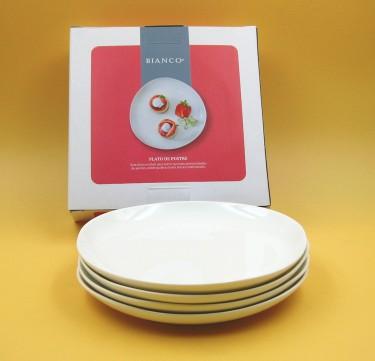 Bianco Salad Plates