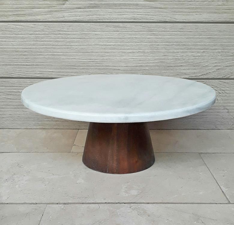 Round Cake Stand