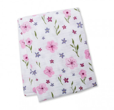Lovely Floral Cotton Muslin