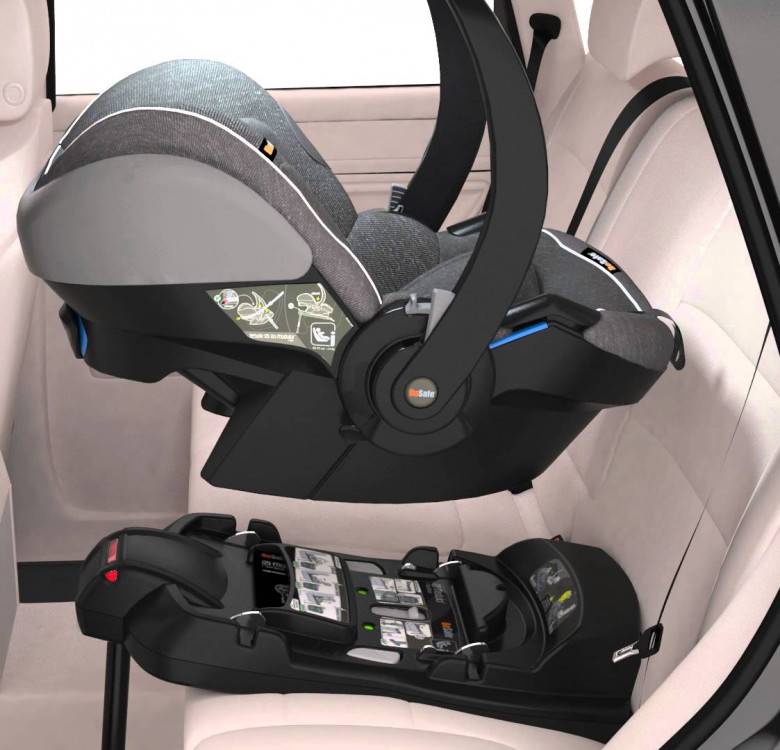 iZi Modular™ by BeSafe ® Car Seat Base