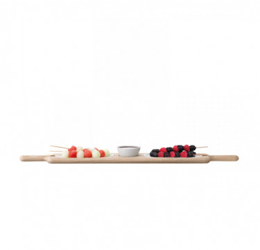 74cm Paddle Duo Serving Set & Oak Paddle