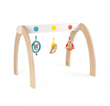Baby Pop Activity Play Gym