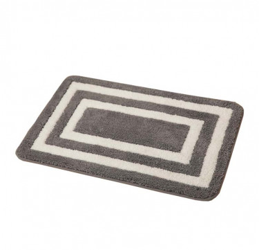Royal Border Bath Rug