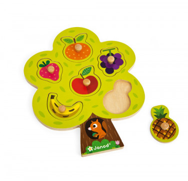 Fruit Tree Puzzle