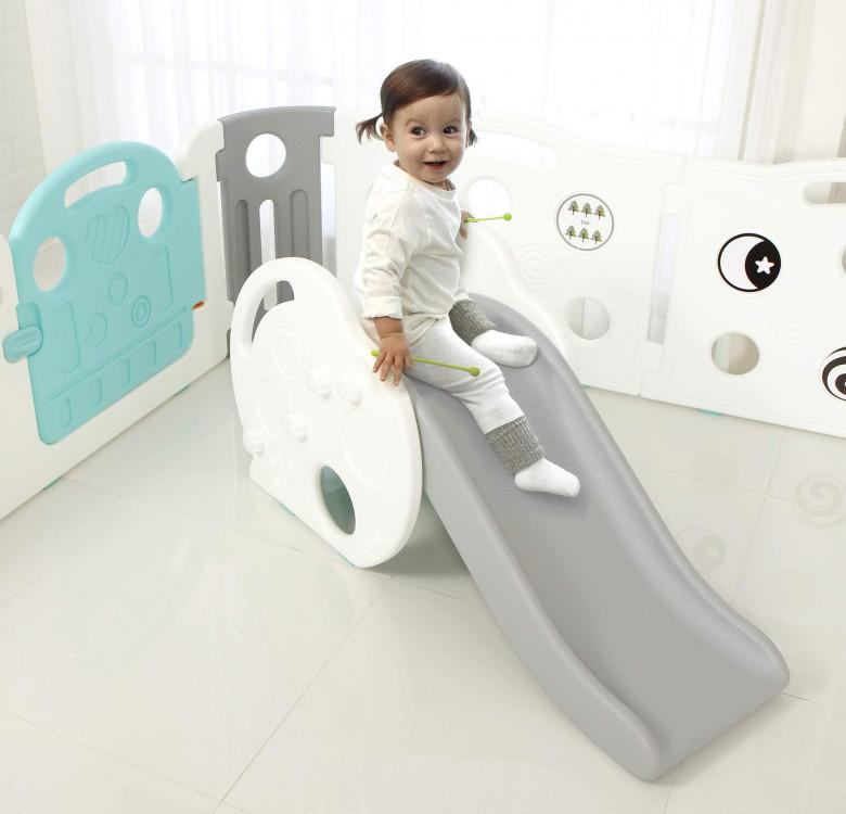 Apple Baby Slide
