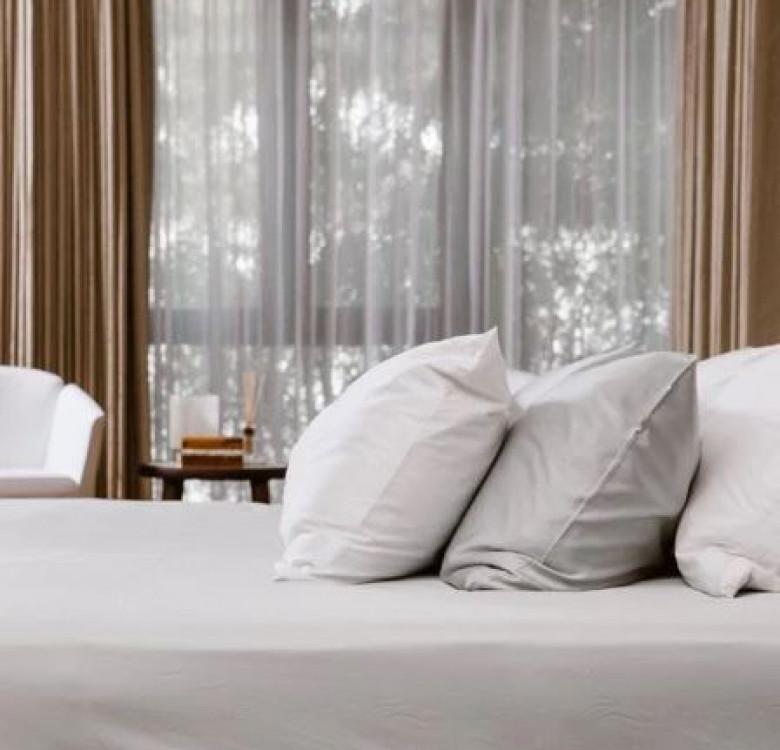 Bamboo Luxury Pillowcases (White)