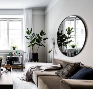 Oslo Mirror 800