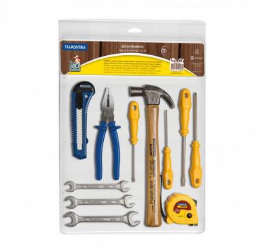 11-Piece Tool Set