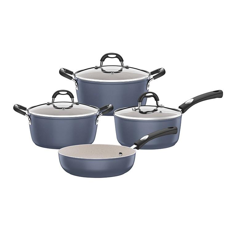 Monaco 7-Piece Cookware Set (Induction)