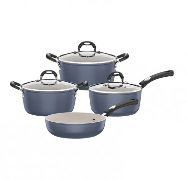 Monaco 7-Piece Cookware Set (Induction)