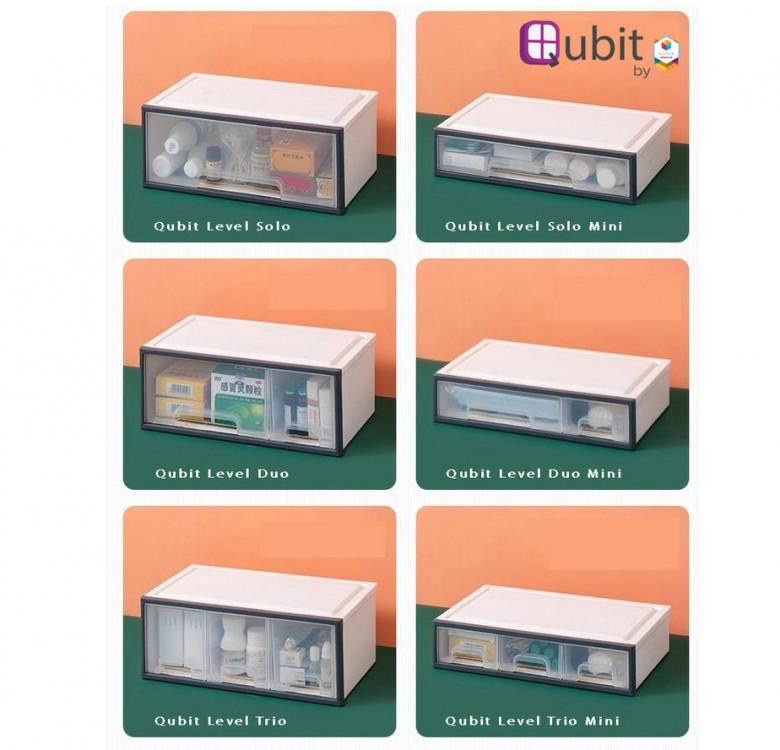 Qubit Level Duo Mini