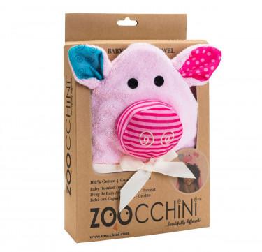 Pinky the Piglet Baby Towel Hoodie